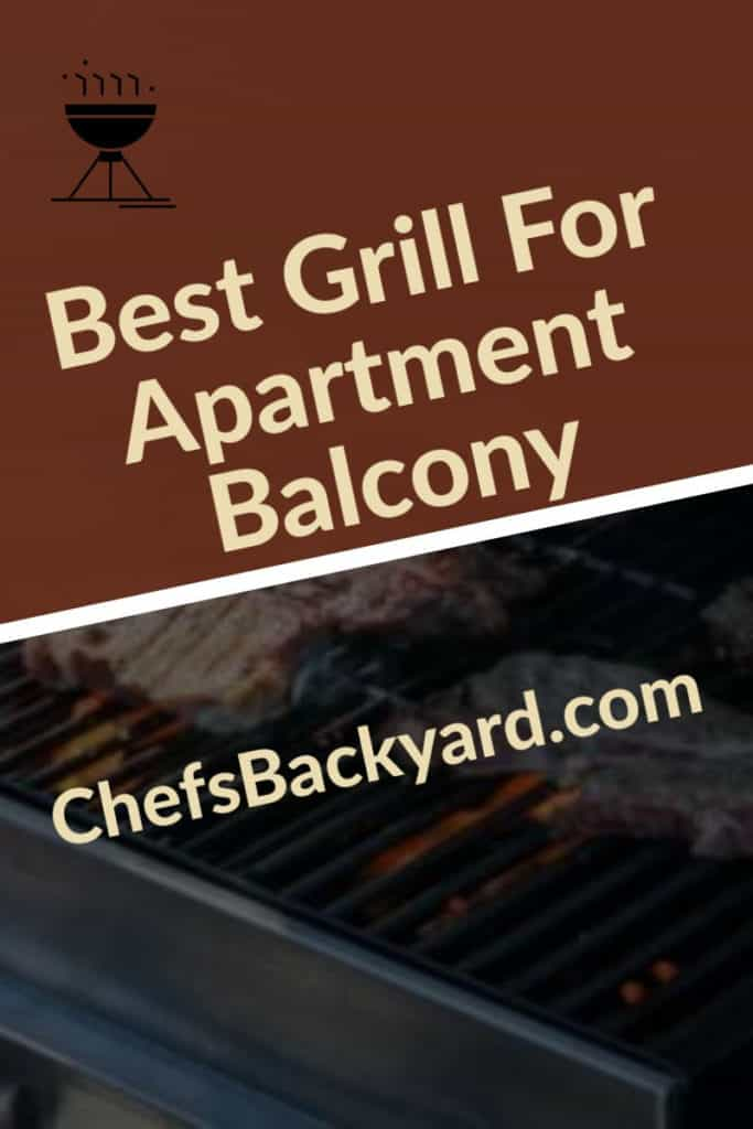 Grills and apartments were never really best of friends, but all that was in the past. A little while ago, it was rare to find someone grilling out, mainly if you lived in an apartment. Grills are now designed to be more portable, thus making them more convenient to use in an apartment balcony. #Balcony gas grill #Cooking #Grilling
