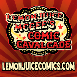 LemonJuice Comics