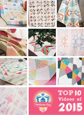 Layers of Charm Free Quilt Pattern