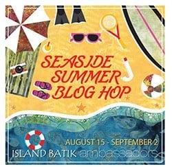 SeasideSummer 2016 Blog Hop
