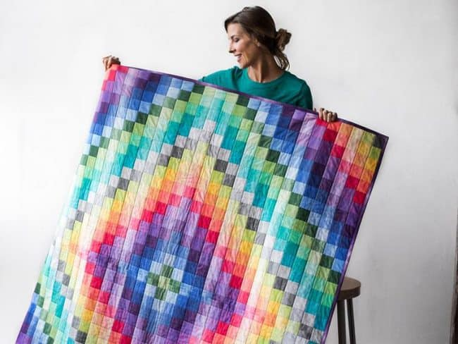 Around The World Boundless Ombre