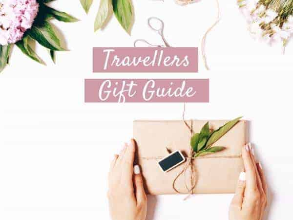 best travel gifts for friends going travelling