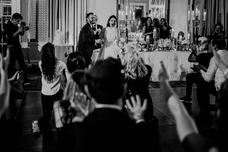 flash mob wedding dance