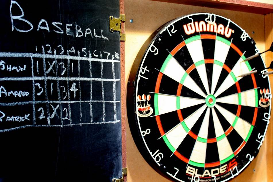 How To Play Baseball Darts
