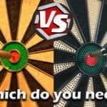 Steel Tip Dart vs Soft Tip Dart