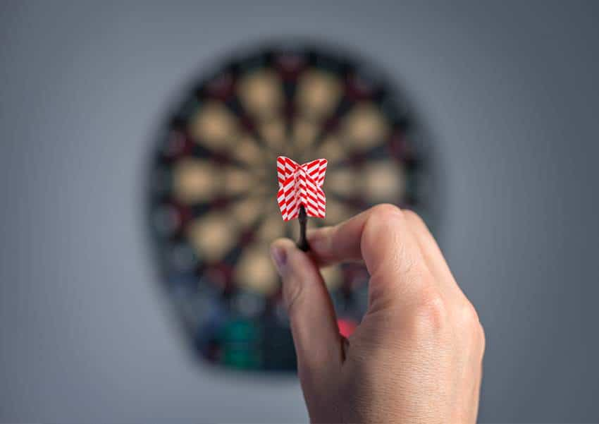 How To Aim With Darts And Improve Accuracy