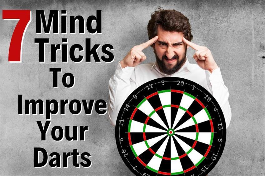 Mind Tricks To Improve Your Darts