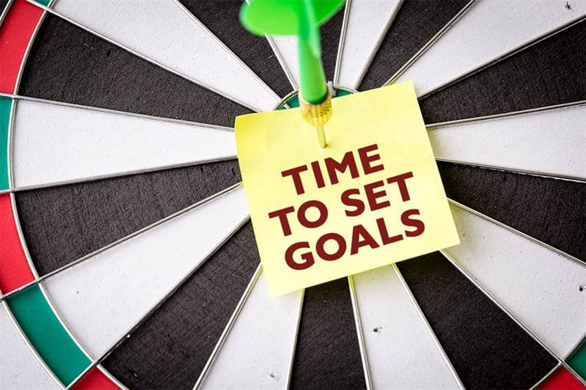 Set Goals For Better Darts