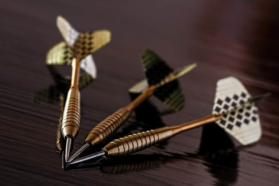Worlds Most Expensive Darts