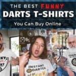 Best Funny Darts T Shirts