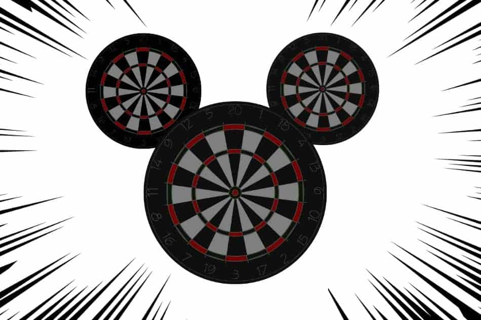 How To Play Mickey Mouse Darts