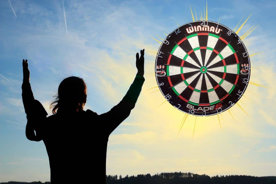 What is the best dartboard?