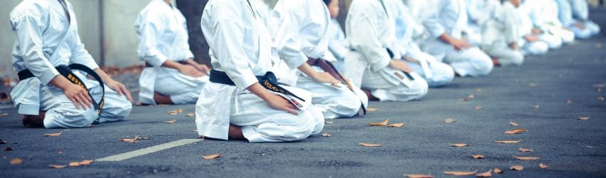 How can martial arts improve your discipline?