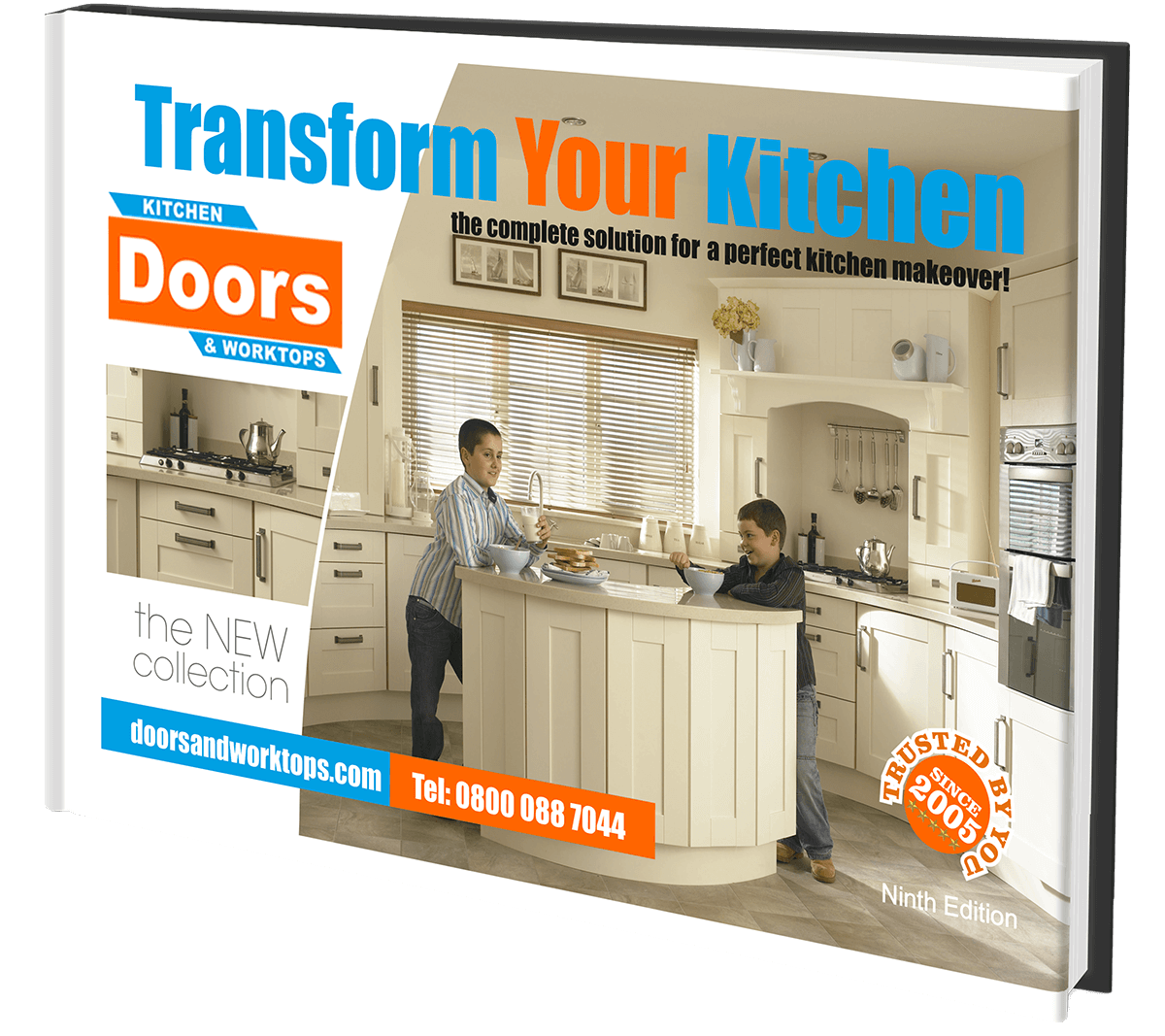 Kitchen Doors & Worktops Brochure