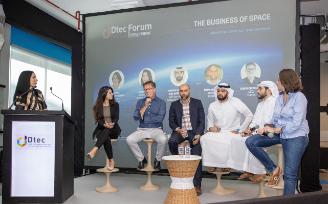 Dtec Forum Explores Space Innovation