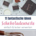 Schokoladenreste verwerten - die 11 besten Tipps - Bild 1