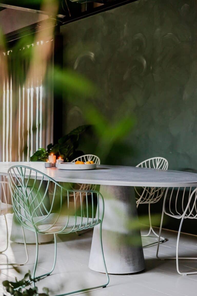 Мебели за външни условия Conix