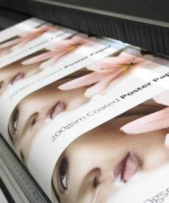Silk Poster Printing