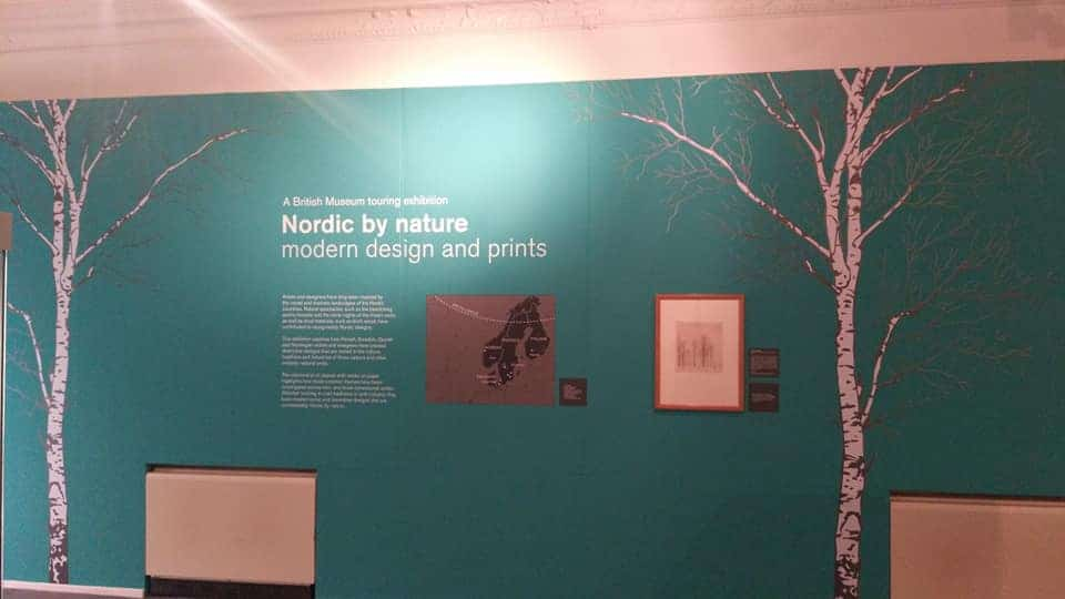 Nordic Exhibition Graphics
