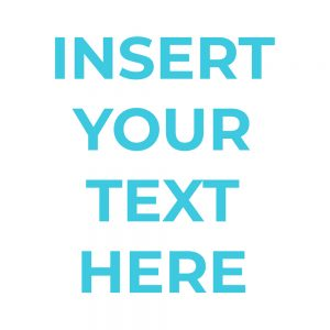 Your Text Here Design