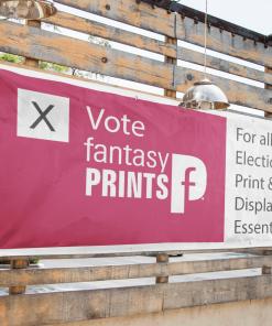 500gsm Vinyl PVC Banner Printing