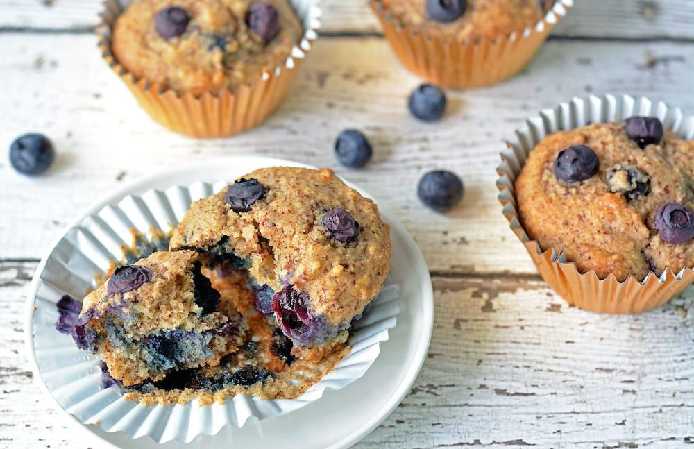 Muffin - Blueberry