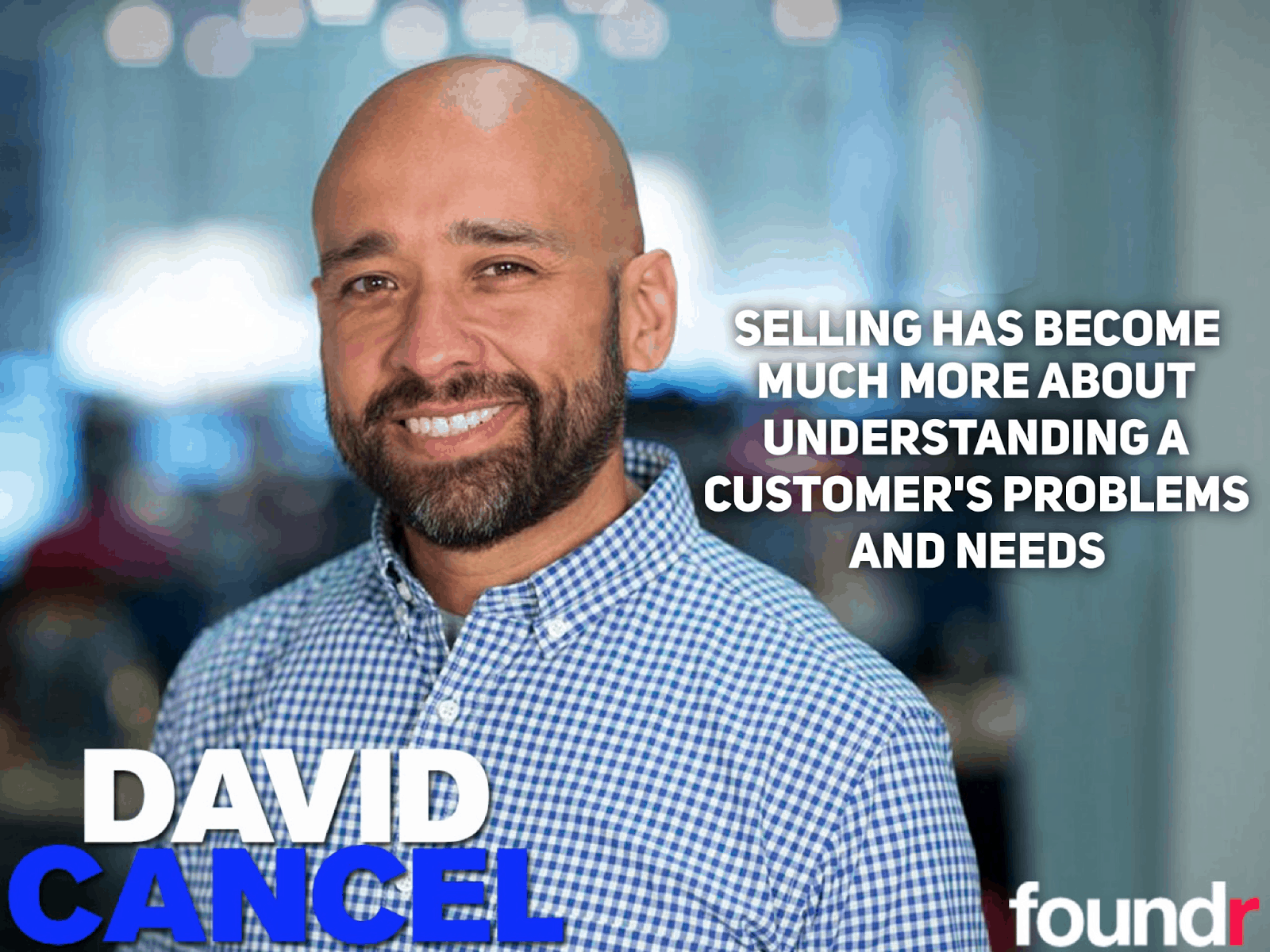 how to start a startup david cancel