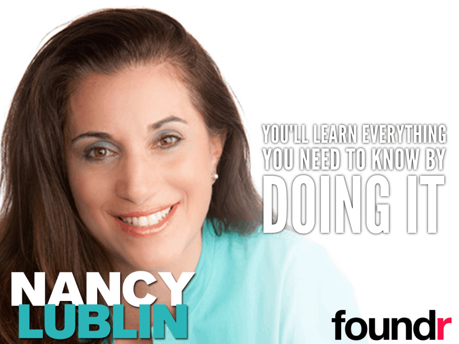 how to start a startup nancy lublin