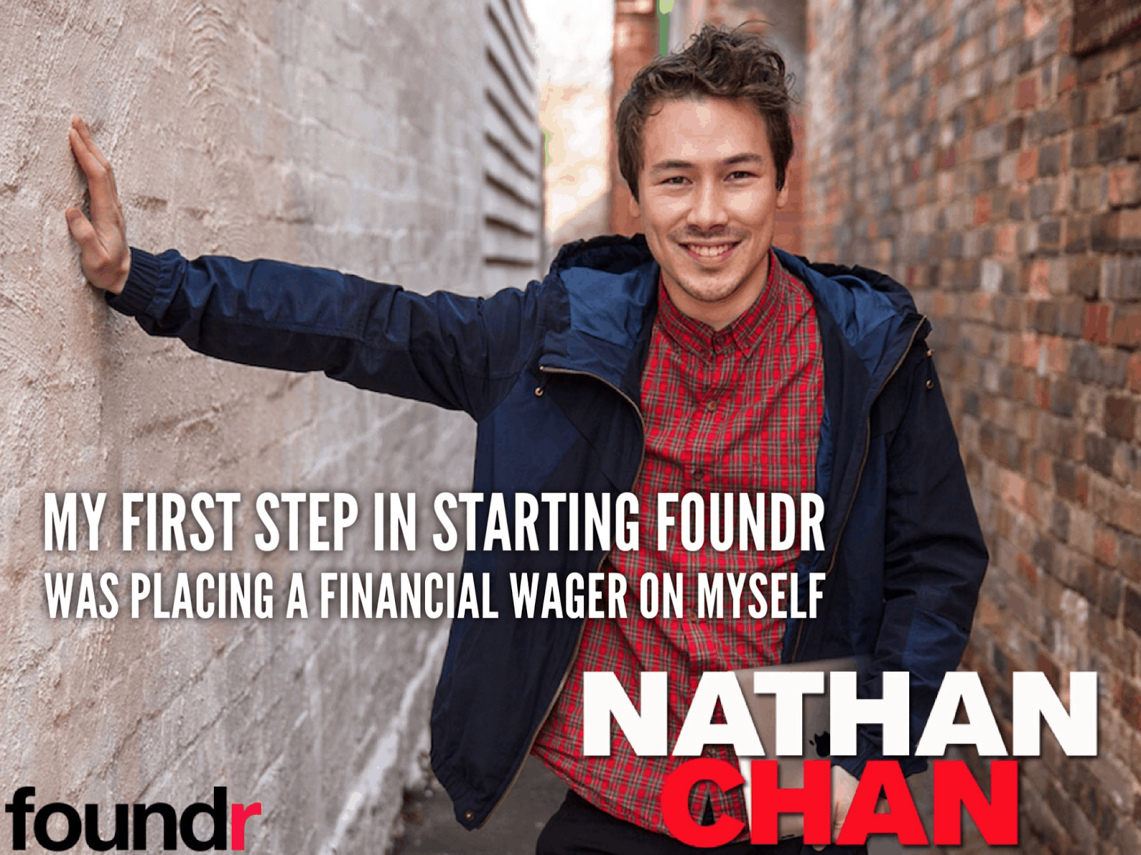 how to start a startup nathan chan
