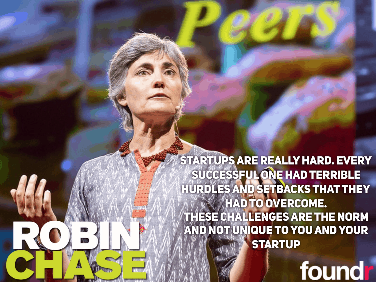 how to start a startup robin chase
