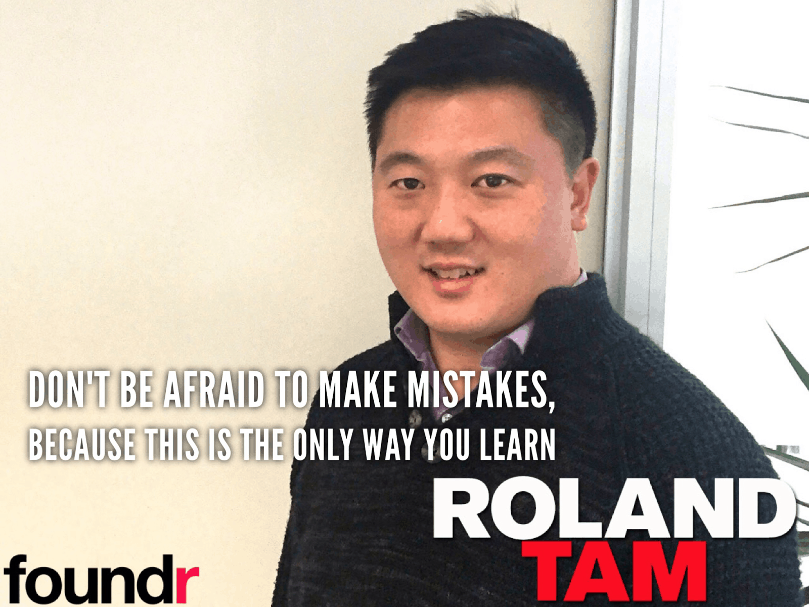 how to start a startup roland tam