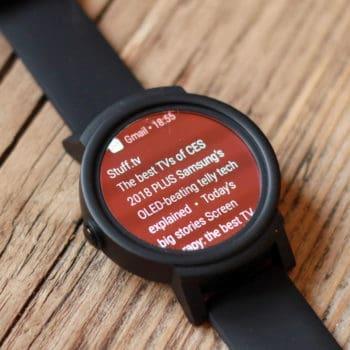 TicWatch E Smartwatch