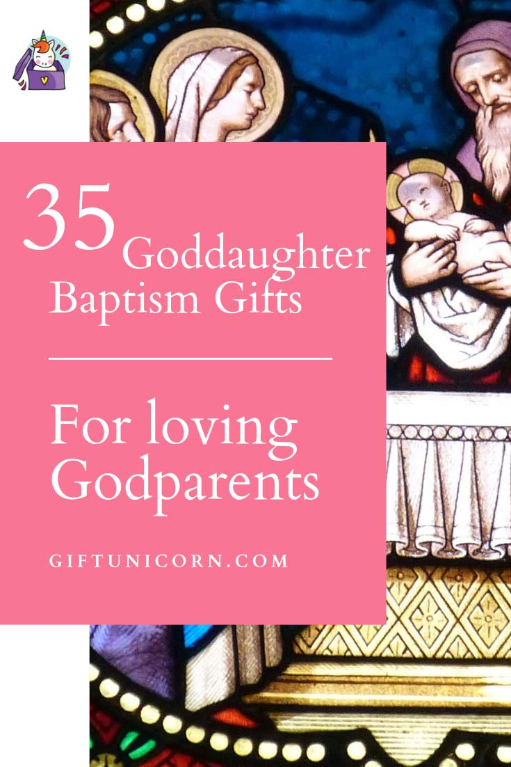 35 Goddaughter baptism gifts