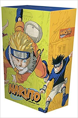 naruto box set