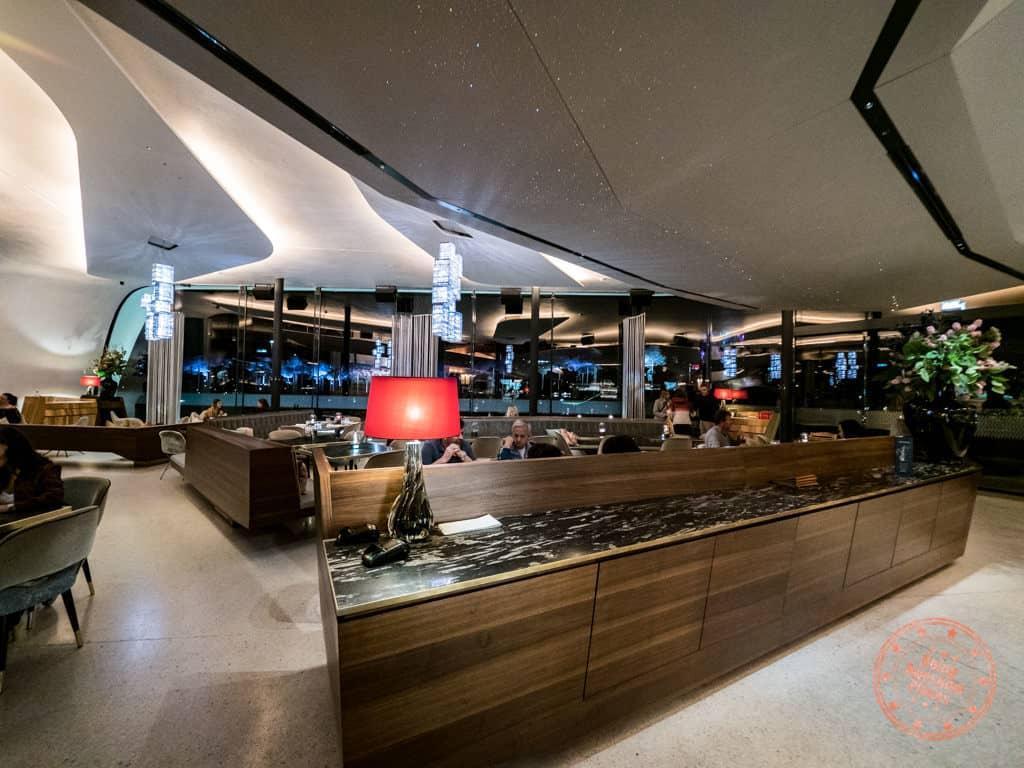 daniels kristallwelten restaurant