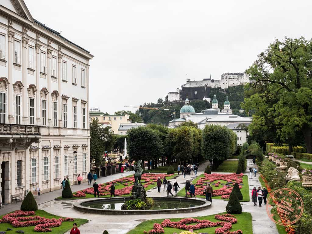 mirabell gardens palace things to do in salzburg