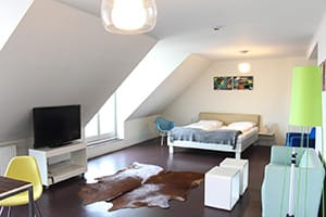 stanys hotel apartment in vienna