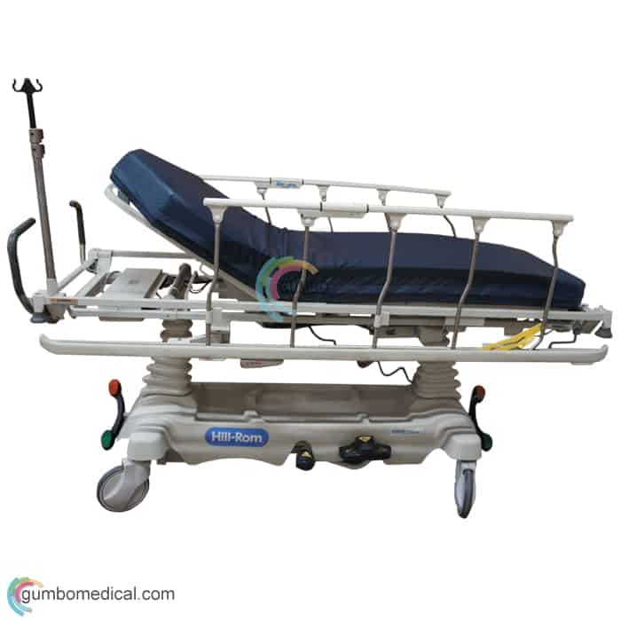 Hill-Rom P8020 Bariatric Electric Transtar Stretcher