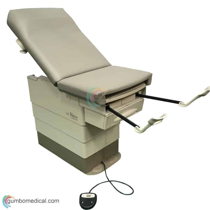 Ritter 222 Exam Table