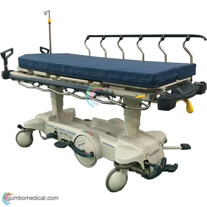 Stryker 1015 M Series Big Wheel Stretcher