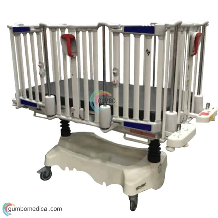 Stryker Pediatric Cub Crib Model FL19 Fixed Height