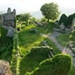 Gartenhotel Feldeck Bild Ausflugsziel Burgenwelt