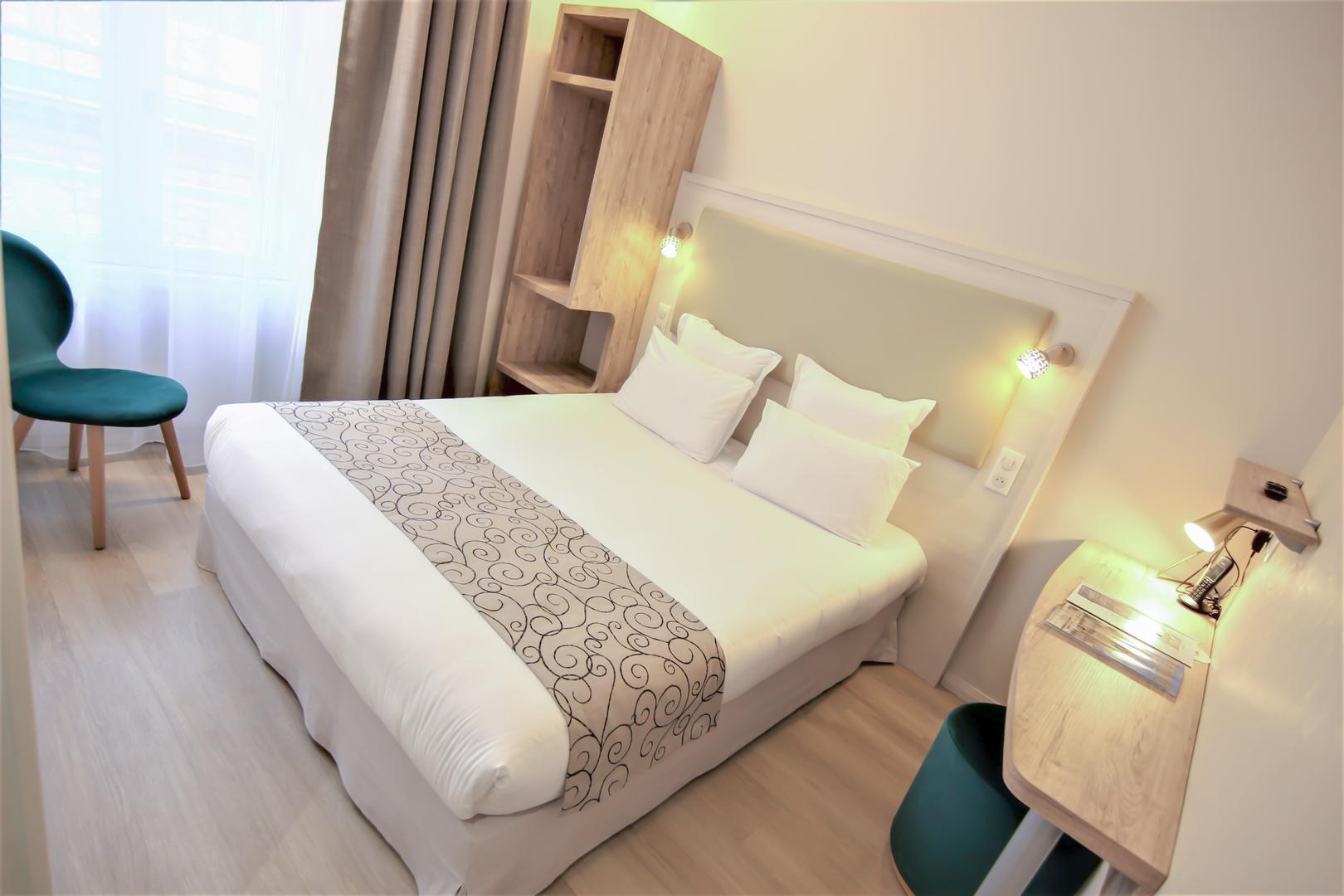 Beatiful bedroom sarlat - Hotel montaigne sarlat la canéda