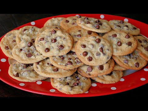 How to Make Mom's Famous Chocolate Chip Cookies with Self Rising Flour (Easy & Delicious!)
