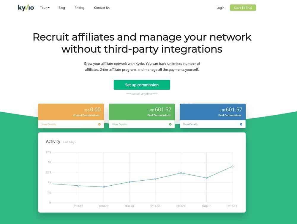 kyvio smart affiliate