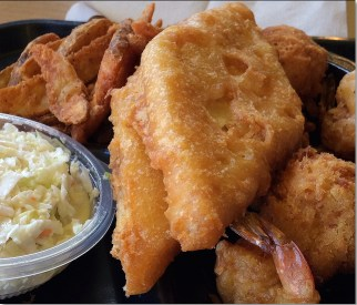 fish & fries prize at long john silvers
