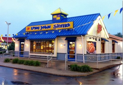restaurant of long john silvers
