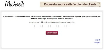 mymichaelsvisit homepage in spanish