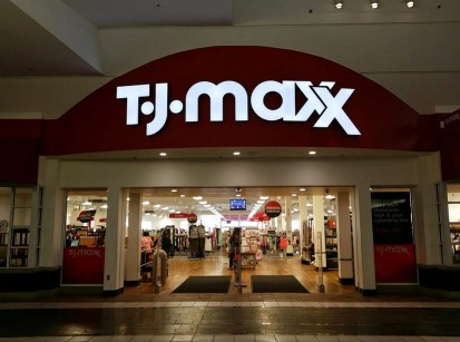 parent of the Homegoods is tjmaxx