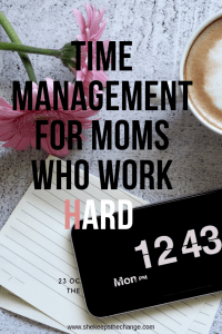 This is a great read on saving time as a working full-time mom.  There are easy go to steps, only Three Steps they are a must do.  Time management is hard as you have to balance work life and parenting.  Click this image to read more and prepare an easy day tomorrow.